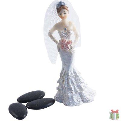 bruid blank klein
