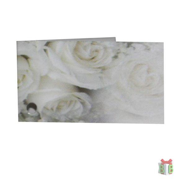 bloemen minikaartje