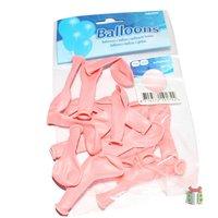 Mini ballon roze kleine afbeelding