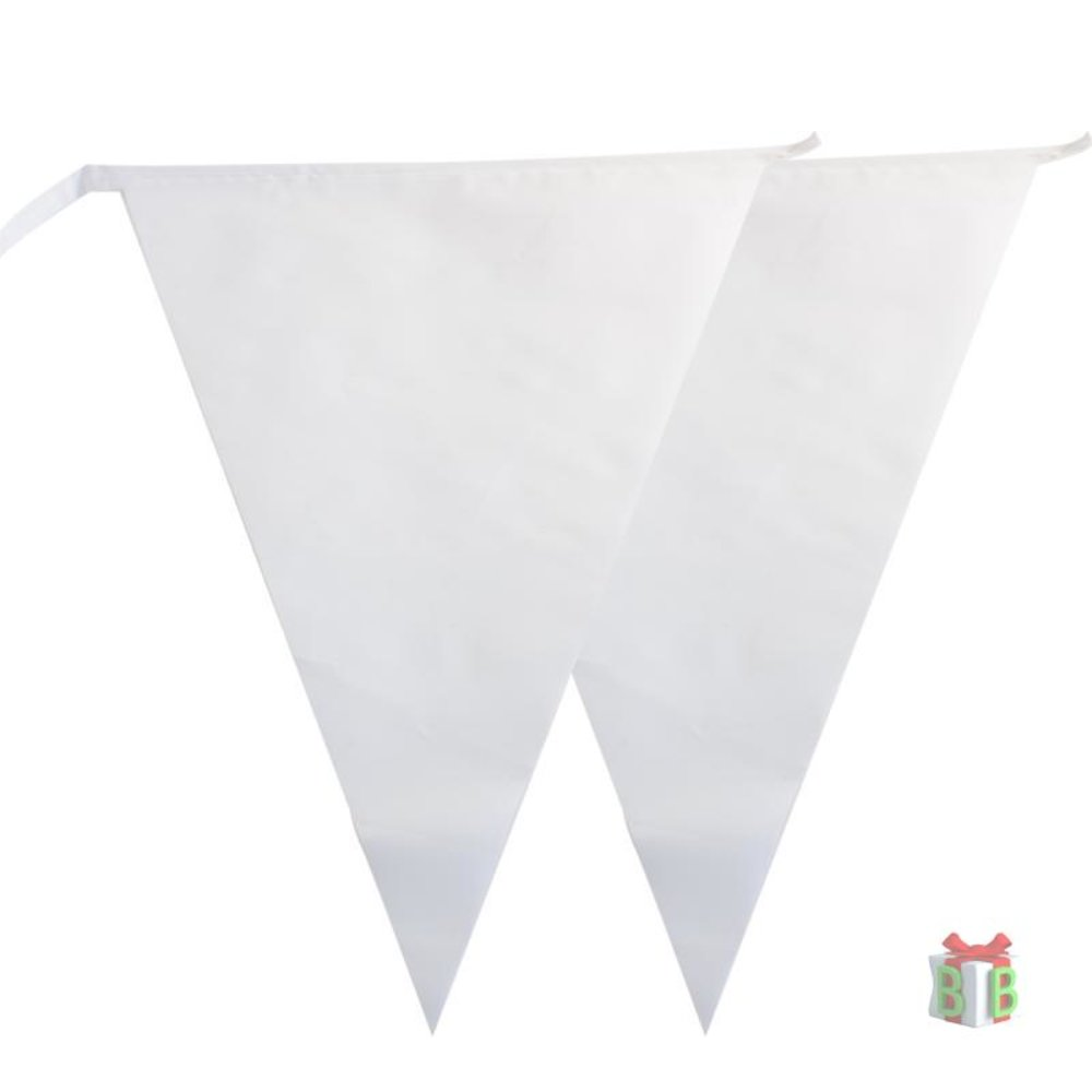 Vlaggenlijn wit