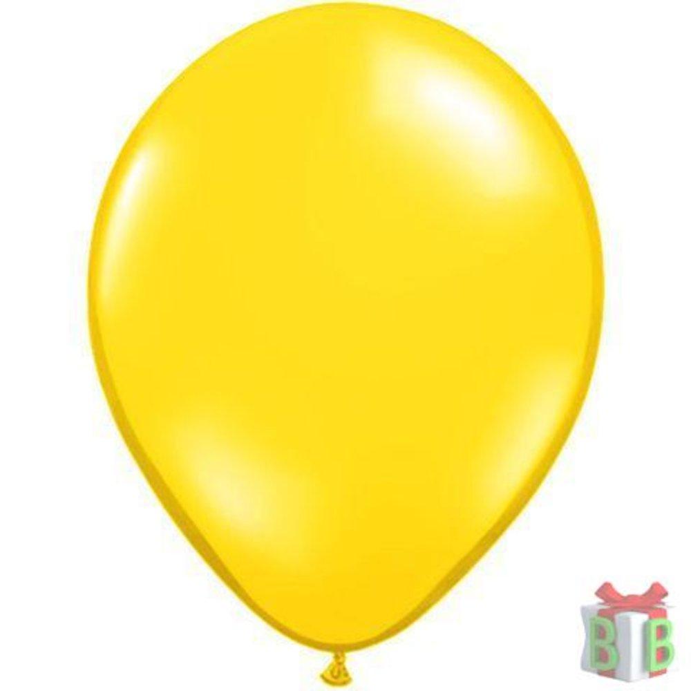 ballon geel