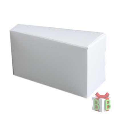 Wit verpakkings doosje L 8 X B 3,5 X H 4,5 cm