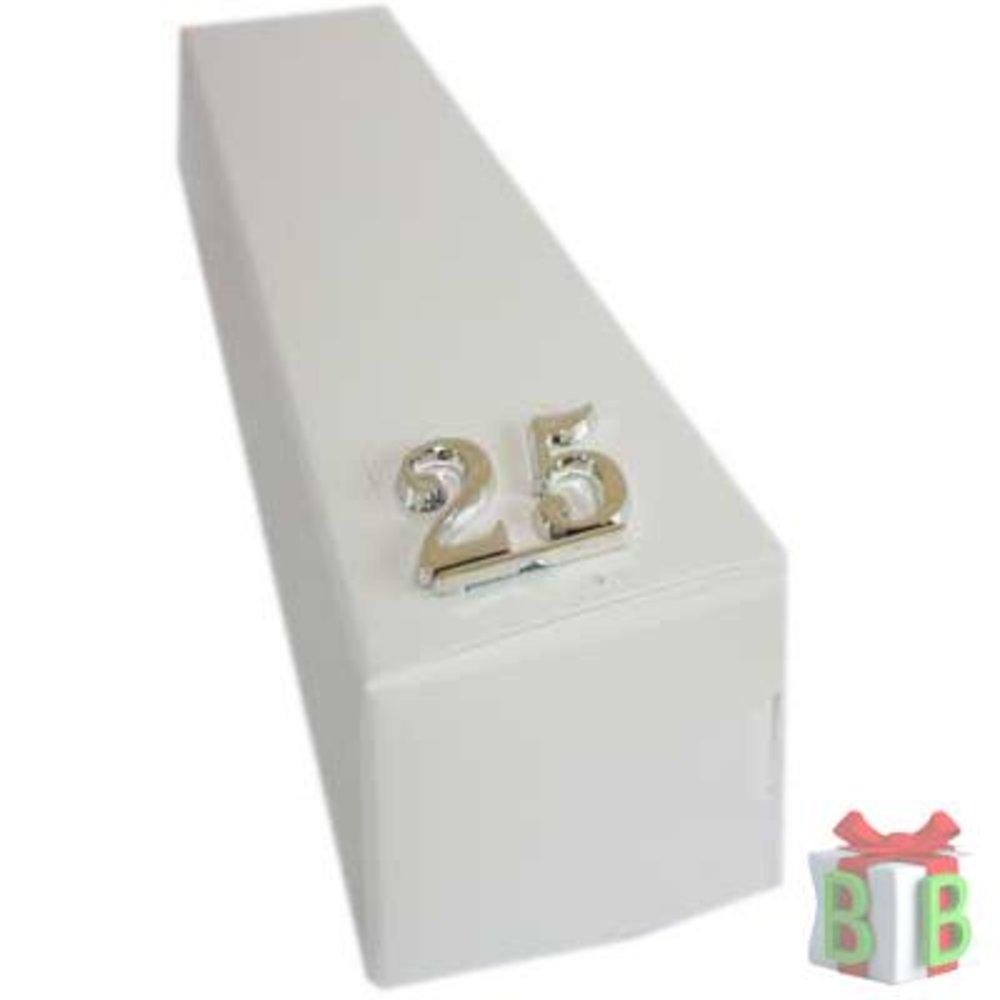 zilveren 25