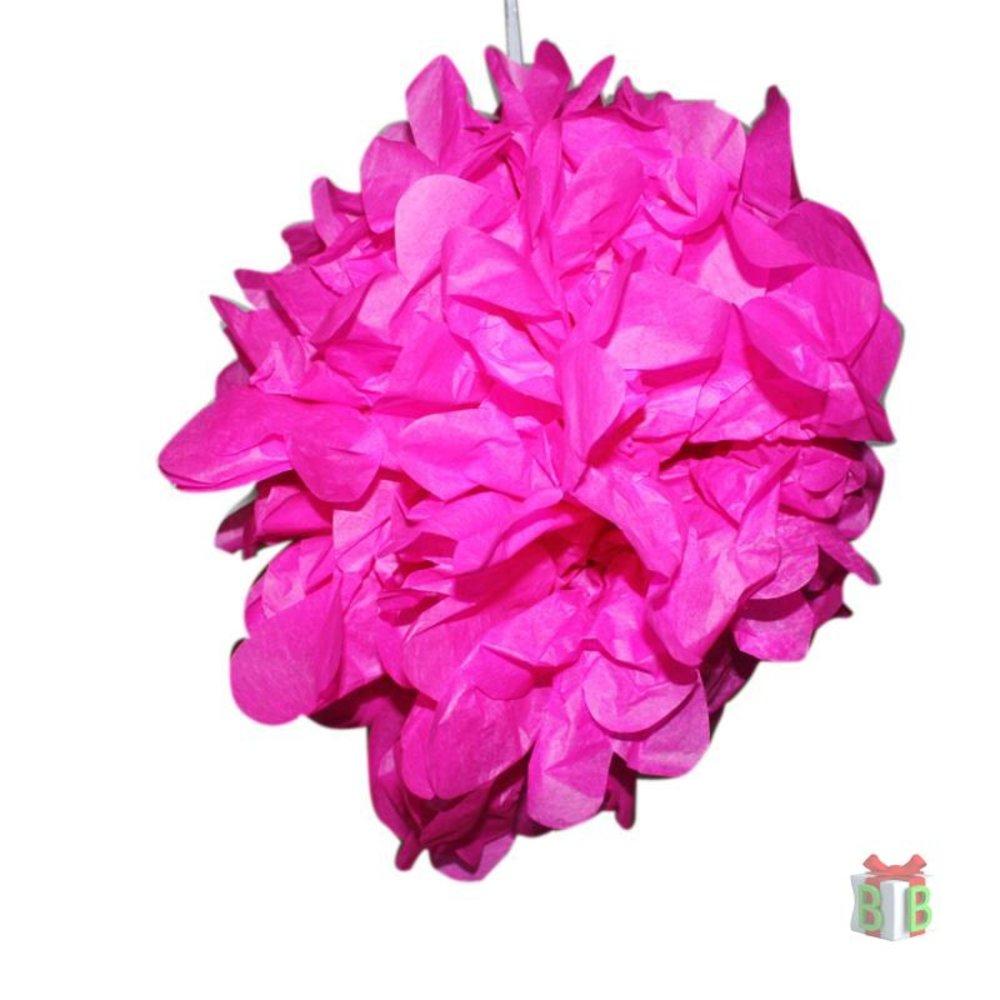 Fuchsia Pompons