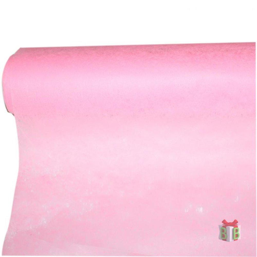 Roze tafelloper