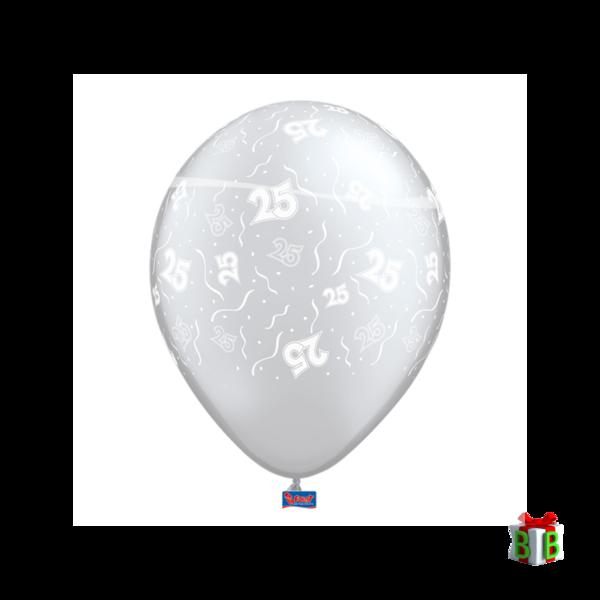 ballon 25 jaar