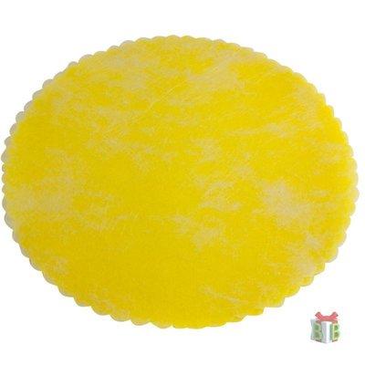 Gele tule