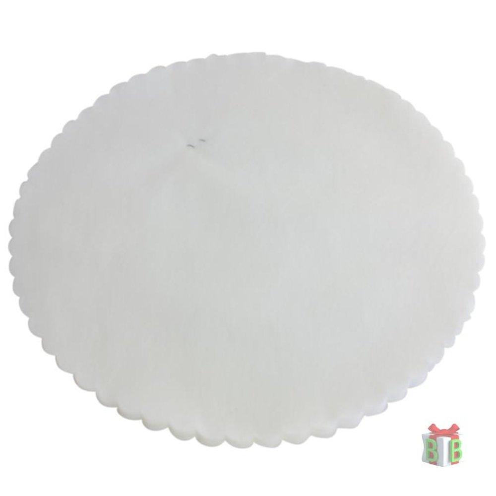 Witte tule