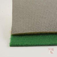Groene loper met onderrug kleine afbeelding