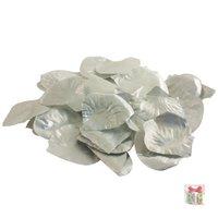 zilveren rozen blaadjes in zakje kleine afbeelding