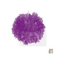 paarse set pompoms kleine afbeelding