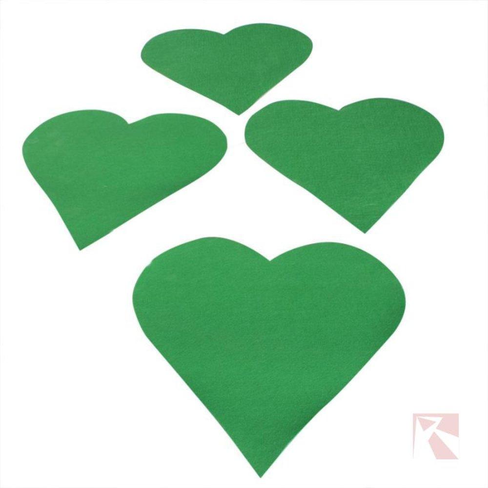 groene hartjes