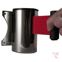 Stopper band rood kleine afbeelding