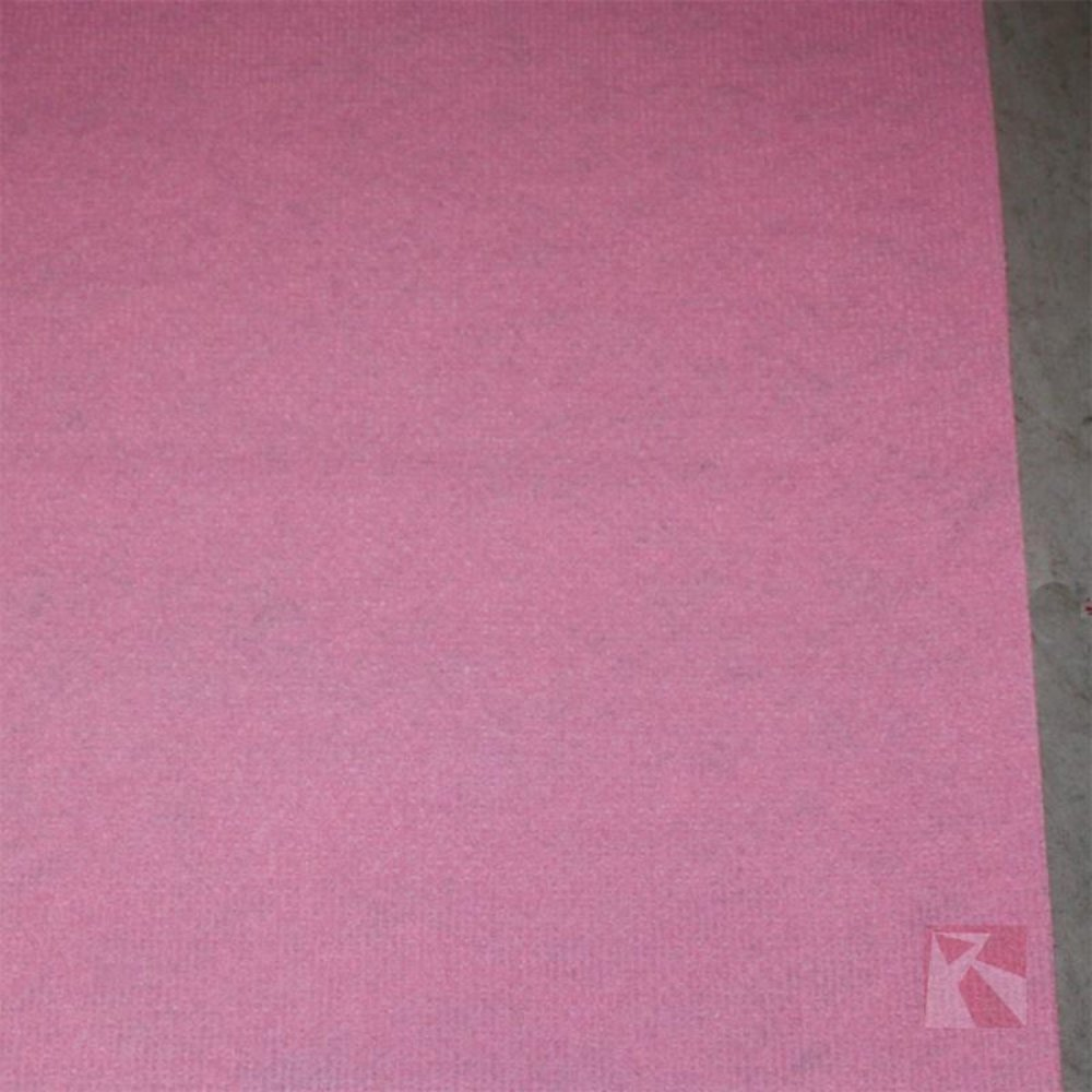 Licht roze loper