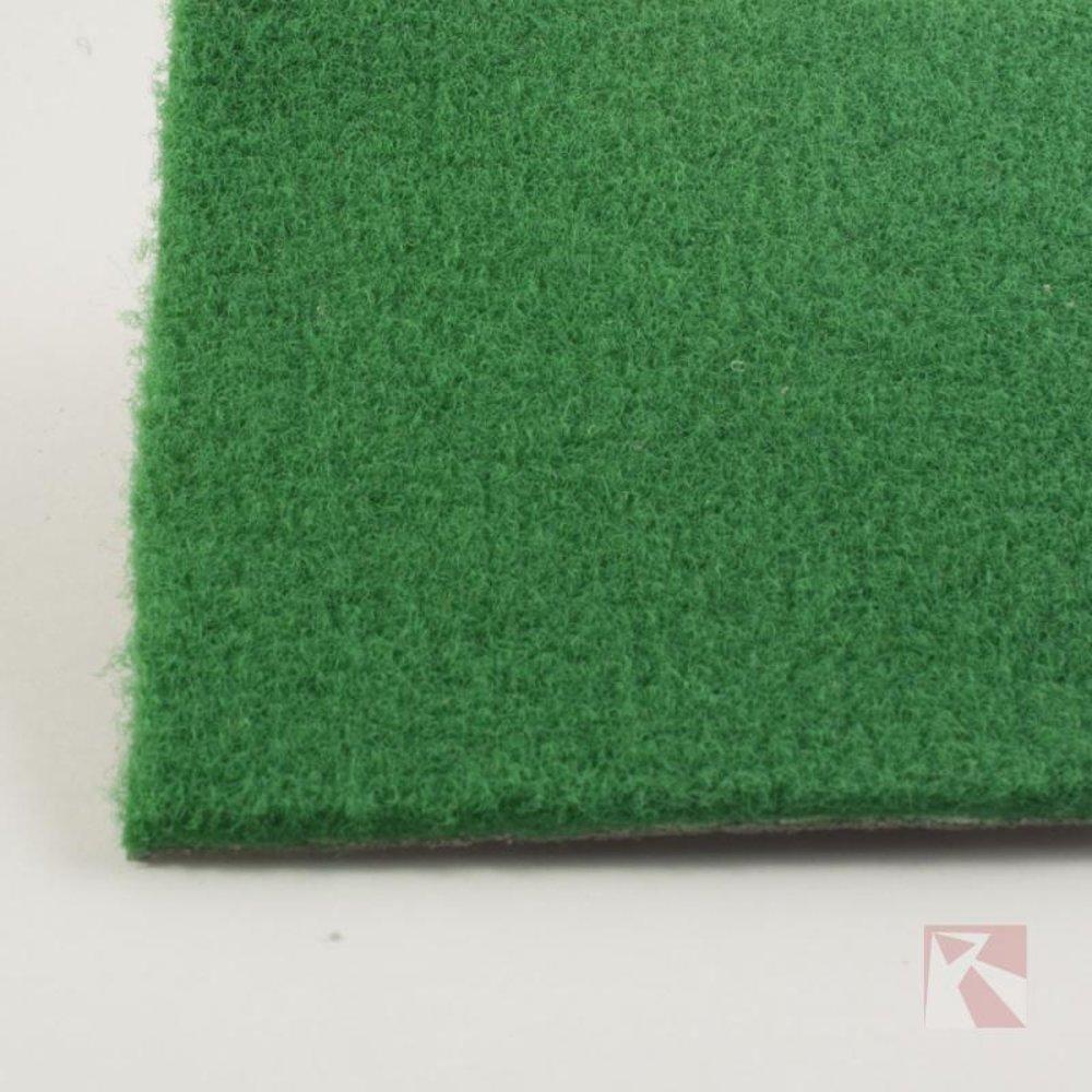 Groene luxe loper.
