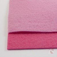 Loper fuchsia en pink extra breed kleine afbeelding