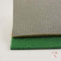 Loper groen extra breed kleine afbeelding