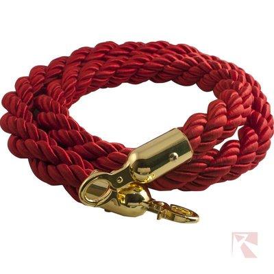 rood goud luxe koord