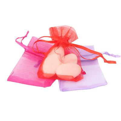 Kleine organza zakjes voordeel verpakking