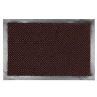 Droogloopmat rood 60 x 80 cm bovenaanzicht kleine afbeelding