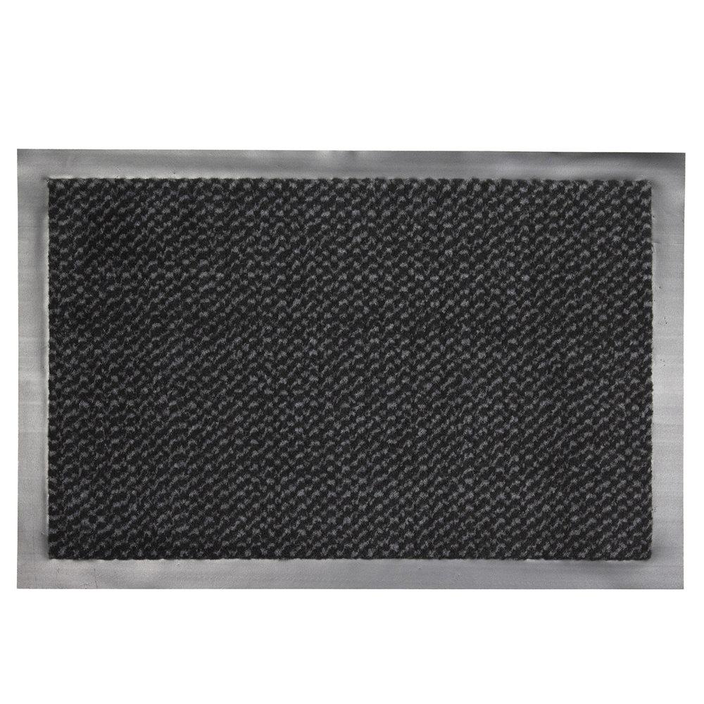droogloopmat zwart zenith top