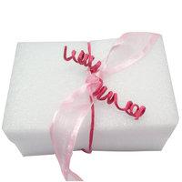 Cadeaulint krullint roze kleine afbeelding