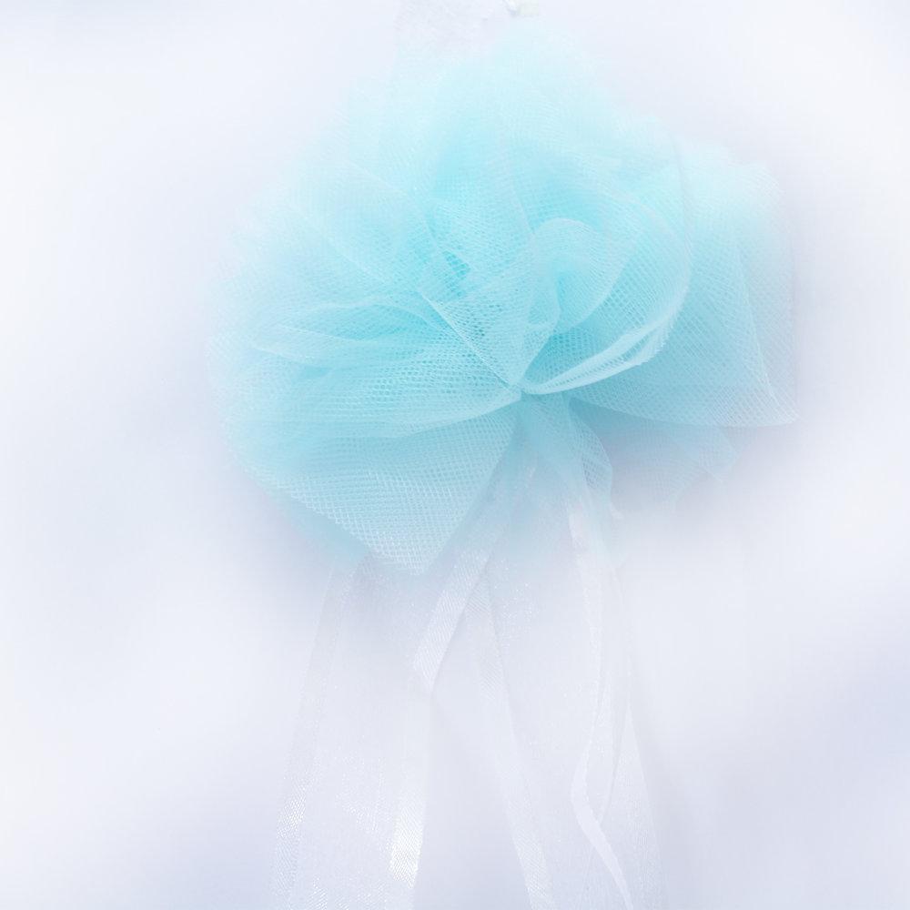 Bruiloftversiering pompon