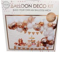 Ballon deco zalm kleine afbeelding