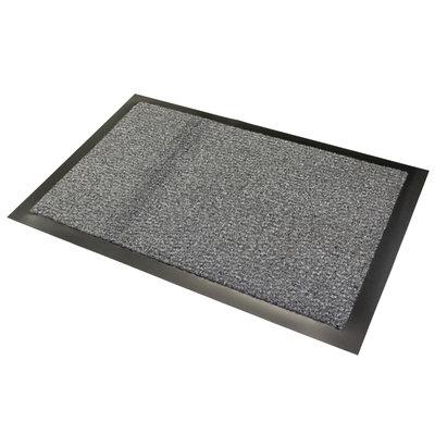 Droogloopmat antraciet - 60 x 180 cm - Olympia