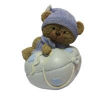 Baby spaarpot blauw