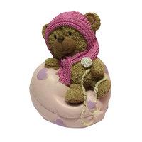 Baby spaarpot roze