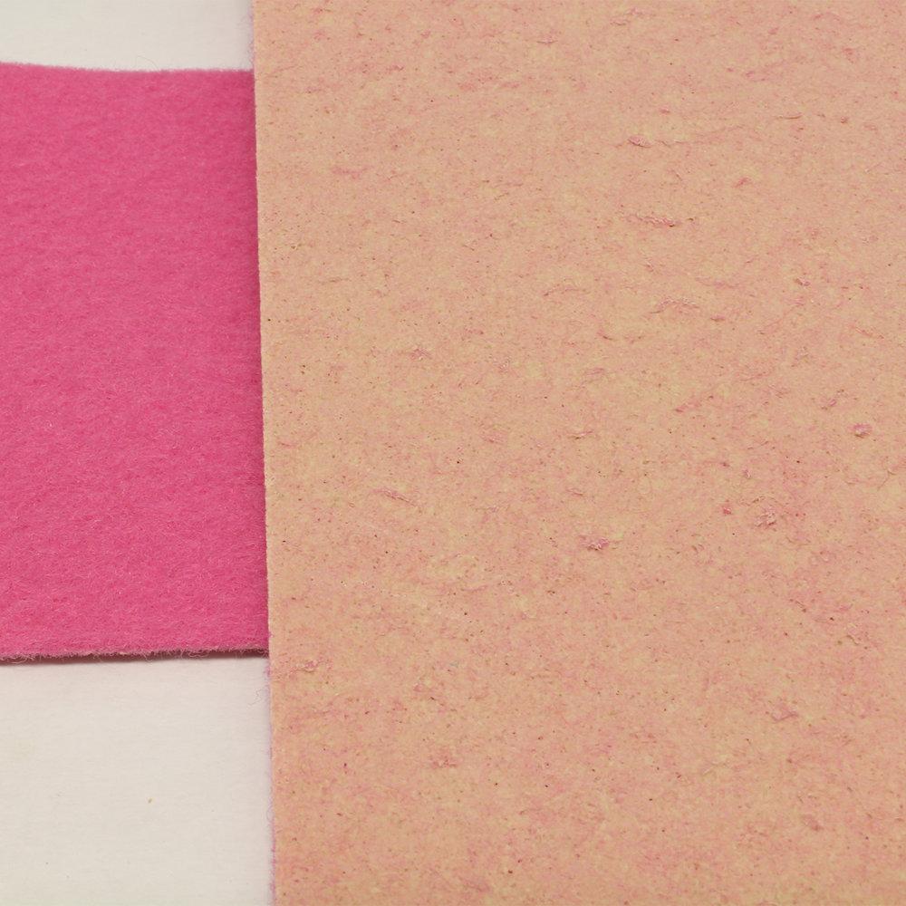 Pink roze loper zandrug